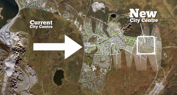 [新聞] 一路向北:城市搬家