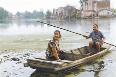 [新聞]  武漢魚樵村:兜住武漢大部分洪水村民記不清被淹次數