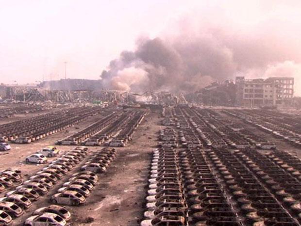 [新聞]  天津大爆炸週年傳媒未提百姓難言