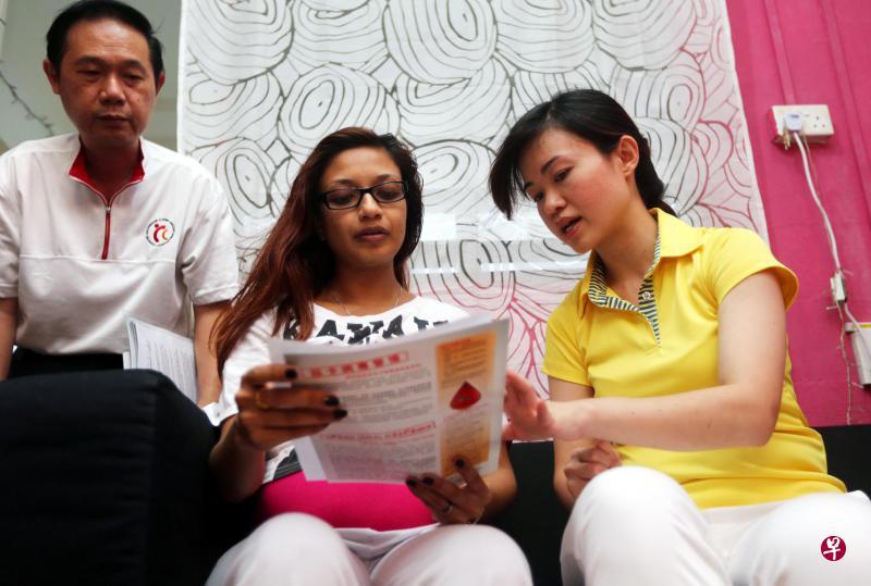 [新聞] 約20孕婦住麥波申區七人在受影響地區